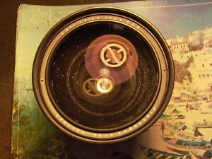USA Sale Flektogon 4/50 #9857525 Zebra Lens f/ Pentacon, Praktisix, Soviet 9+++