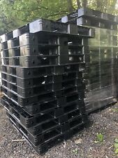 More details for plastic pallets heavy duty collection only
