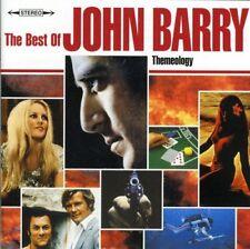 John Barry - Themeology The Best of John Barry [CD]