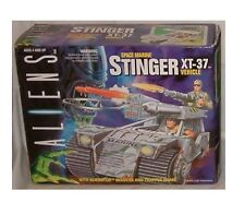 ALIENS : SPACE MARINE STINGER XT-37 PLASTIC MODEL MADE BY KENNER (XP)