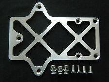 CNC MACHINED ALUMINIUM BATTERY PLATE TRAY MOTO GUZZI LIGHT WEIGHT