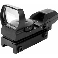 Dual ill.(Red and Green) 4 Reticle compact Reflex Red Dot Sight,Free Shipping.