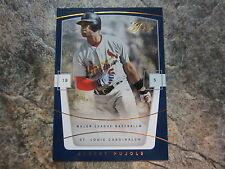 2004 Fleer #15 Albert Pujols Baseball Card, St Louis Cardinals First Base