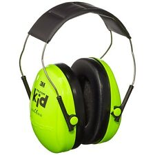3m Peltor Kids Ear Muffs Neon Green