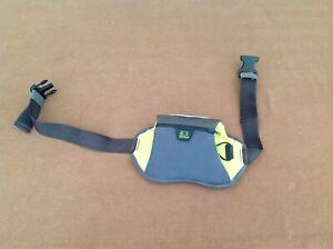 Amphipod Full-Tilt Athletic Hydration Waist Belt Fanny Pack