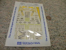 Microscale  decals 1/48 48-220 F-4S VF-103 -302   SSS