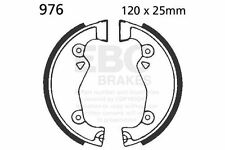 FIT ZUNDAPP Hai 50 Mokick-Enduro Bj (Type 448-111) 80>82 EBC FR BRAKE SHOE SET