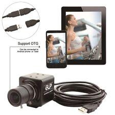 1.3MP Low illumination 5-50mm Varifocal Lens OTG UVC USB Camera 15fps/30fps CMOS