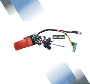 METABO-Schalter für POWERMAXX BS 10.8V 343410350