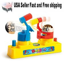 Hammering Contest Battle Boxing Toy Game for Family Fun, Table Game ~ US Seller