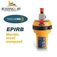Marine EPIRB with GPS rescueME  - 10 year battery - FRESH STOCK & FREE POSTAGE