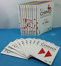 CURSO CHINO EL IDIOMA DEL FUTURO EL MUNDO 10 LIBROS CD AUDIO MP3 ESPAÑOL