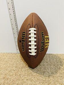 Wilson Super Grip NFL American Football Ball
