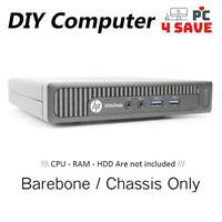 HP EliteDesk 800 G1 DM Mini Desktop Intel 4th Gen Barebone Chassis NO CPU RAM HD