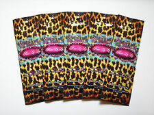 5 Designer Skin RUE LA LA Warming Intensifier Indoor Tanning Lotion Packets