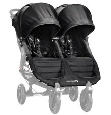 Baby Jogger Città Mini Double Gt Bezug-Set Nero