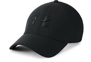 Under Armour Men's Blitzing Hat 3.0 Blck/Blck (1305036-002)