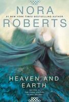 Heaven and Earth: Three Sisters Island Trilogy by Roberts, Nora