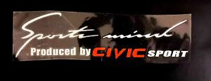 Headlight Eyebrow Car Stickers Decals Graphics Vinyl For Honda ☆Civic☆ ( White)