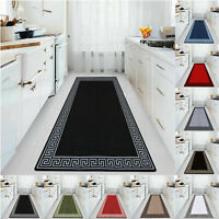 Non Slip Door Mats Long Hallway Runner Bedroom Rugs Kitchen Carpet Floor Mat