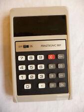 Calculator PRINZTRONIC SR88M excellent .. B24