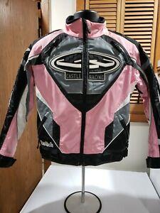 CASTLE X RaceWear Hitena Switch Flex Tech Thermolite Jacket Size S REFLECTIVE