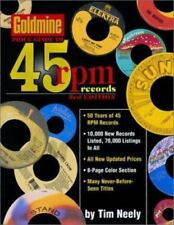 Goldmine Price Guide to 45 RPM Records by Tim Neely (2001, Book)