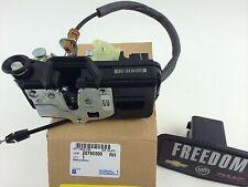 GM 20790500 2006-2011 IMPALA RIGHT REAR DOOR LATCH LOCK ACTUATOR OEM
