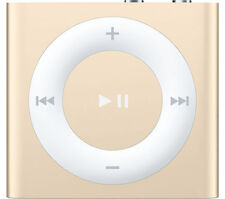 Apple iPod shuffle 4th Generation (Mid 2015) Gold (2GB)