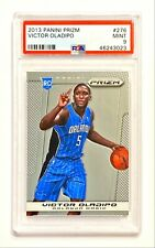 2013-14 Panini Prizm VICTOR OLADIPO #276 Rookie RC PSA 9 Mint! Indiana Pacers!