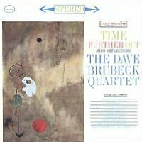 DAVE BRUBECK : TIME FURTHER OUT (CD) sealed