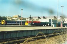PHOTO  1994 BRIGHTON RAILWAY STATION A SELECTION OF ELECTRIC ROLLING-STOCK IN TH