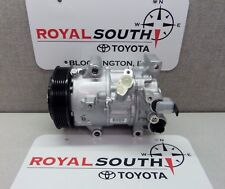 Toyota Corolla 14-19 Air Conditioning AC Compressor Genuine OE OEM