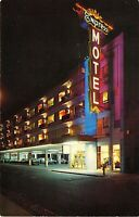 Atlantic City New Jersey 1962 Postcard The Empress Motel