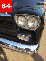 Chevrolet Suburban C10 GMC Ue Renovación 4x Faro Certificado E Chevy +