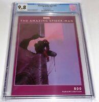 Amazing Spider-Man #800 CGC Universal Grade Comic 9.8 Moebius Variant Cover 🔥
