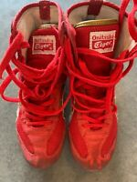 Rare Youth Wrestling Shoes Size 5.5 Tigers