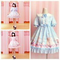 1f6c0406b1620 To Alice Alice in Wonderland Fairytale OP Lolita Dress Half Sleeve ...