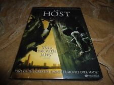 The Host (Two-Disc Collector's Edition Dvd) (2006) With Slip Case Box