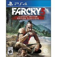 Far Cry 3 Classic Edition ( Playstation 4 / PS4 )  BRAND NEW / Region Free
