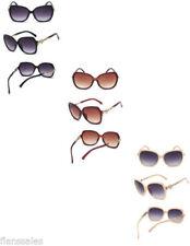 Gafas de sol de mujer ovaladas sin marca
