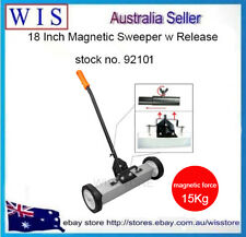 18″(450mm) Magnetic Floor Sweeper with Release,Magnetic Sweeper Pickup Tool92101