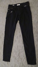 Silence + Noise Women's Faded Black Skinny Jegging Jeans 28 Stretch