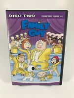 Family Guy - Volume 3 Disc 2 - DVD Disc Only - Replacement Disc