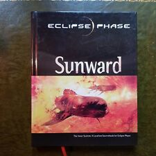 SUNWARD - ECLIPSE PHASE RPG ROLEPLAYING TRANSHUMAN CYBERPUNK SCIFI ROLEPLAY