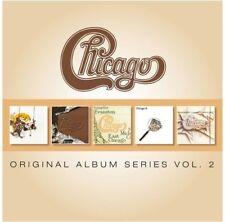 Chicago - Original Album Series Vol. 2 [CD]