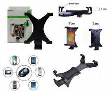 Vivitar iPad Tripod Mount Adapter Universal Tablet  Holder + Bluetooth Remote