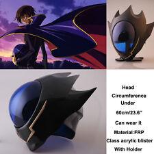 Mask Helmet Code Geass Lelouch Zero Helmet mask Cosplay props continued story