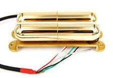 Artec Alnico 5 Lipstick Humbucker Pickup Gold Bridge