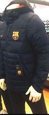 Nike FCB Barcelona 500 Fill Down Jacket Blue-Red  S [823031-451]